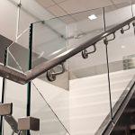 Campbells Glass Handrail